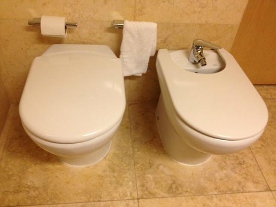 HF Fenix Urban : Weird place for the toilet paper!