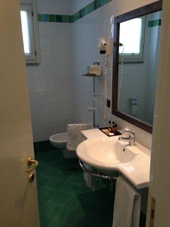 Relais Cappuccina: Bathroom