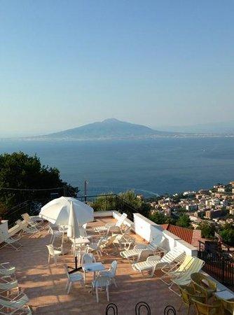 Hotel Villa Fiorita: foto dalla camera
