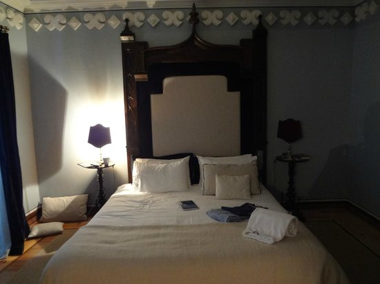 Mercador: bedroom