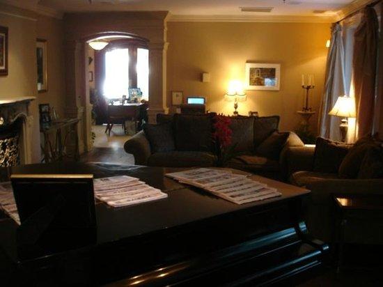 Main Street Inn & Spa: Sitting area