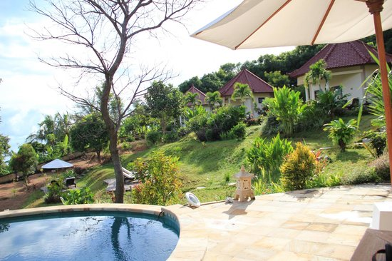 The Hamsa Resort : Территория отеля