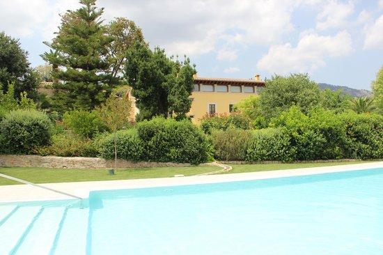 Hort de Cas Misser: Hotel/Pool