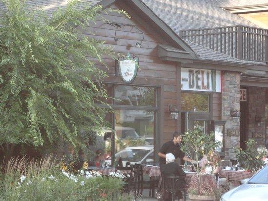 Ristorante E Caffe Ital Delli: Street view of new location