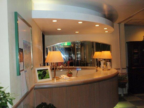 Hotel De Laile: ロビー