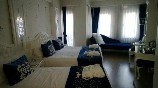 Sarnic Premier Hotel: Room 214, Sarnic Premier