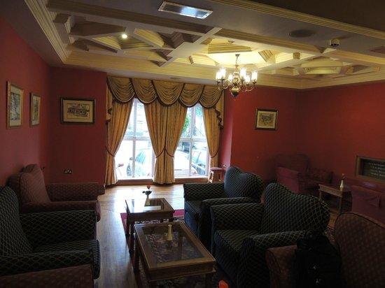 Lady Gregory Hotel: Lobby