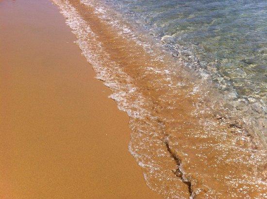 Allegria Family Hotel: Beach Water