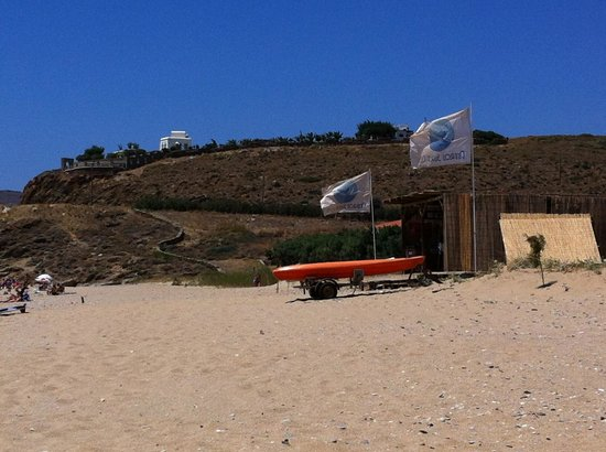 Allegria Family Hotel : Peters Beach for renting surf equipment
