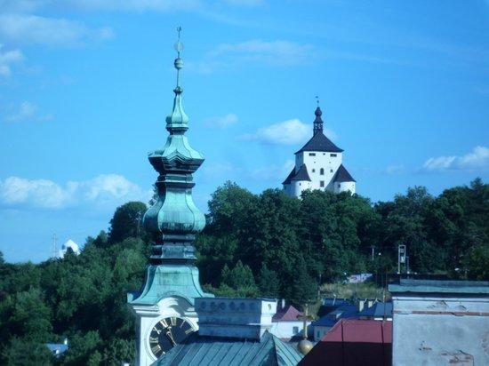 Banska Stiavnica Tourist information centre