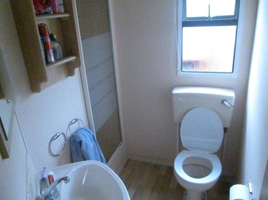 Golden Palm Resort: bathroom