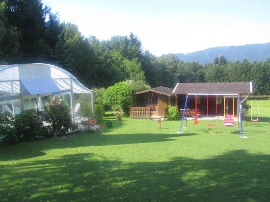 Pension Irlingerhof: Alrededores