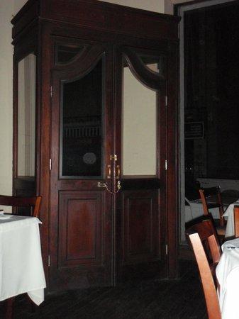 Dueto: Interior entry