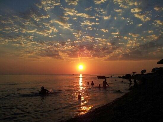 Hotel Bellavista: A 5 minuti di macchina la spiaggia di Cirella