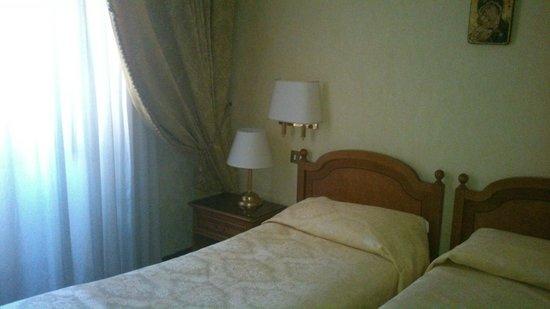 Edera Hotel : Спальные места, DBL
