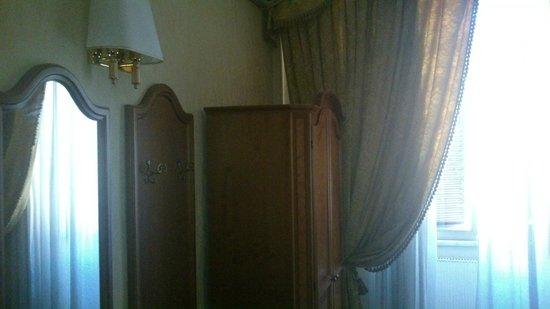 Hotel Edera : Часть номера