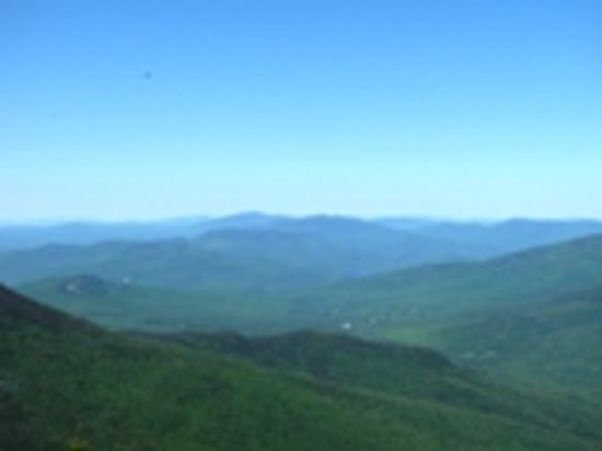 Bartlett Inn: NH Hike's with Views