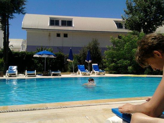 Fox Garden: Hotel Pool