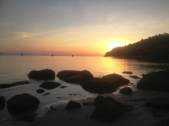Hotel Waecicu Eden Beach: Another sunset