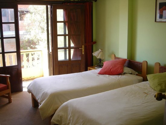 Churup Guest House: interior room