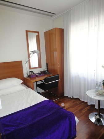 Mornington Hotel Stockholm City: Single room