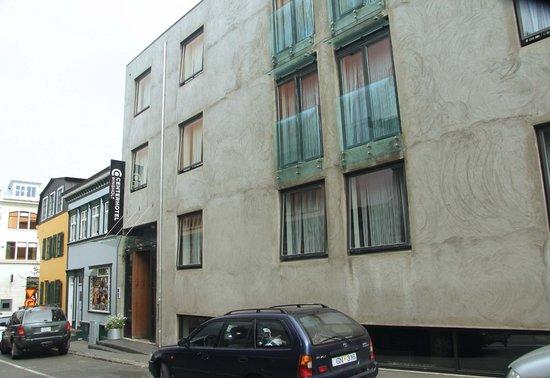 CenterHotel Thingholt : Exterior
