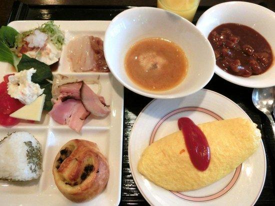 「フォーポイントバイシェラトン函館 朝食」の画像検索結果