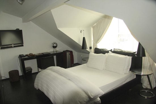 CenterHotel Thingholt: Standard double room