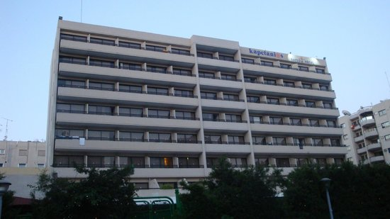 Kapetanios Odyssia: отель