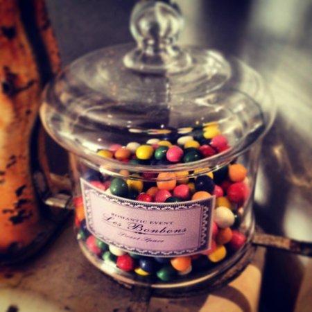Le Jardin Secret : Bonbonniére...