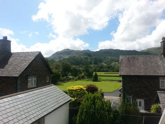 Chestnut Villa: view from room 3