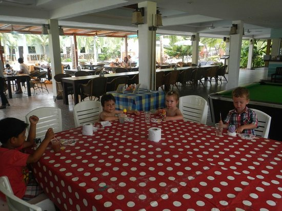 Dolphin Bay Resort: kids fun