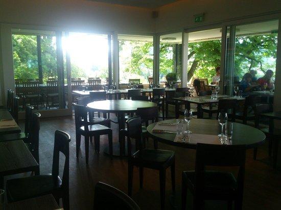 Bern Rosengarten Restaurant l'intérieur