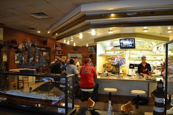Deising's Bakery, Restaurant, and Catering: custom cook breakfast