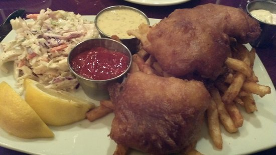 Shilo Restaurant Killeen: catfish & chips