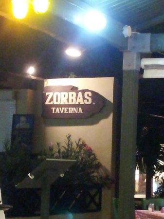 Zorbas Taverna, Kamari