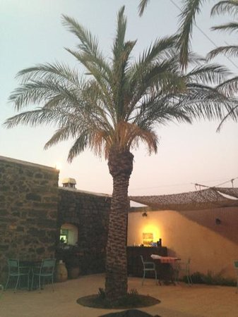 Zubebi Pantelleria: l'esterno