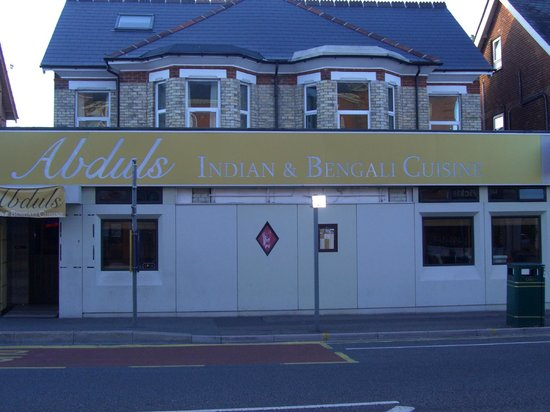Two new zones at abduls on a mondays and wednesdays try for Abduls indian bengali cuisine