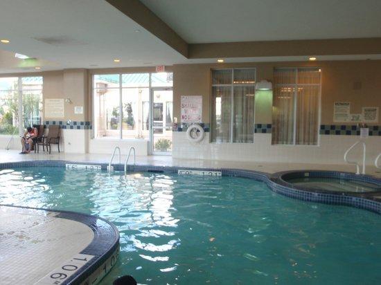 Water Slide Picture of Hilton Garden Inn TorontoVaughan