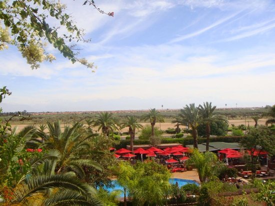 Matelas Piscine Picture Of Hotel Sofitel Marrakech Lounge And Spa