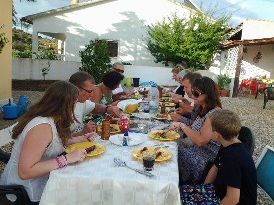 Casa Das Flores: BBQ