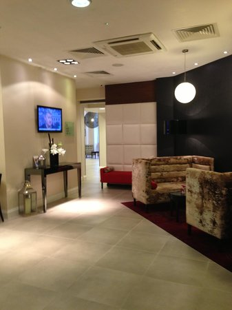 Mercure London Bloomsbury: Lounge