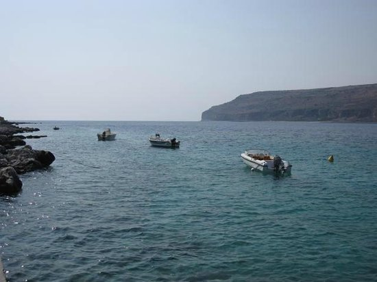 Areos Polis Boutique Hotel: Limeni