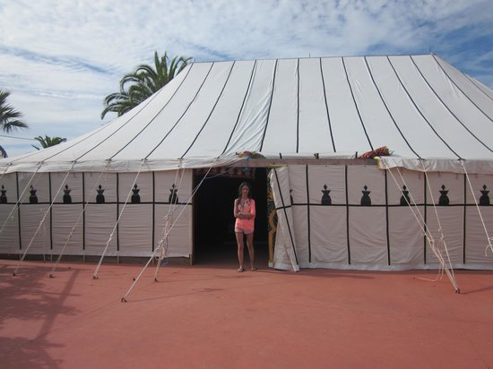 Hotel Vale da Telha : Tenda Arabe