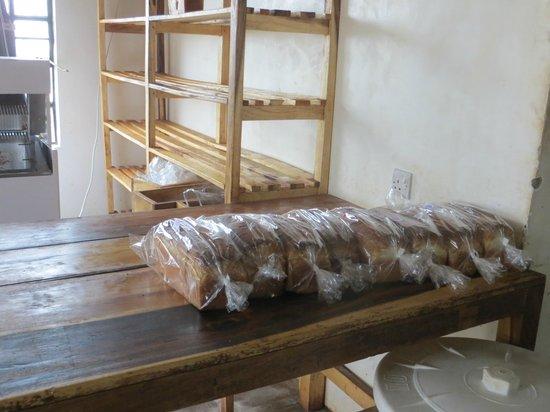 Rhotia Valley Tented Lodge : bakery