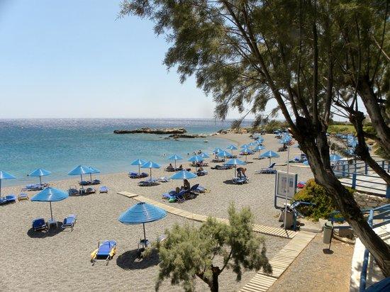 Kakkos Bay Hotel : spiaggia