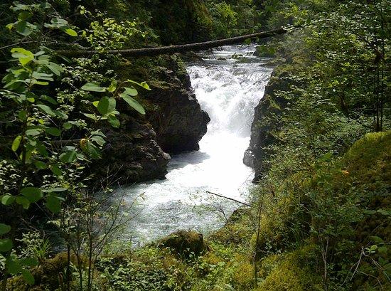 Nanaimo, Canadá: Waterfalls