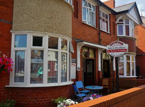 Staying There Review Of Snowdon Guest House Rhyl Tripadvisor