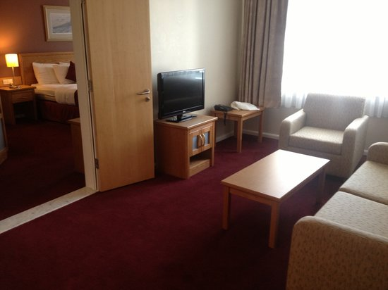 Future Inn Cardiff Bay: The Suite