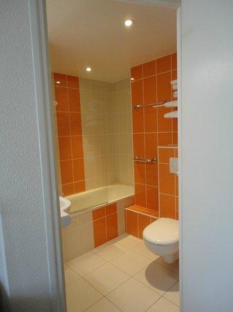 Hotel Albatros : salle de bain